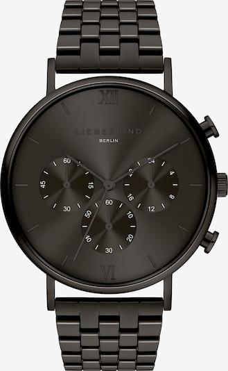 Liebeskind Berlin Uhr in schwarz / weiß, Produktansicht