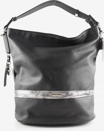 DAVID JONES Henkeltasche in One Size in schwarz / silber, Produktansicht