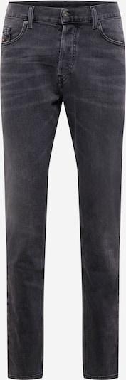 DIESEL Jeans 'LUSTER' in black denim, Produktansicht