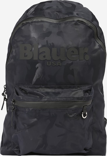Blauer.USA Backpack in Cobalt blue / Anthracite, Item view