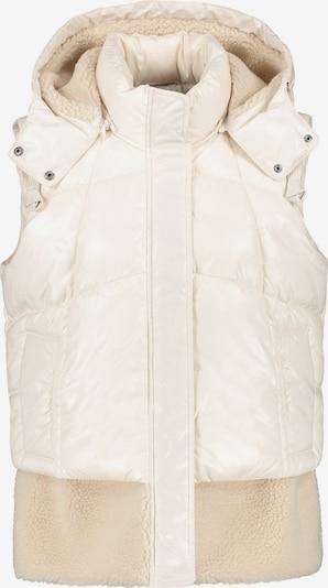 TAIFUN Vest in Beige / Off white, Item view