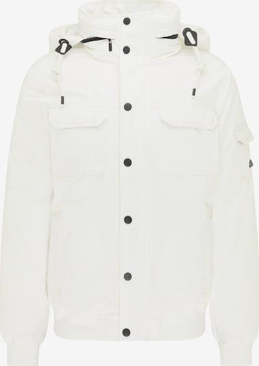 ICEBOUND Winterjas in de kleur Wolwit, Productweergave