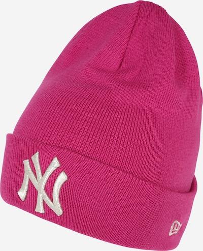 NEW ERA Mütze in pink / weiß, Produktansicht