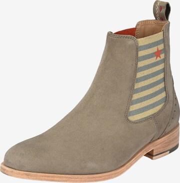 Crickit Chelsea Boots in Beige