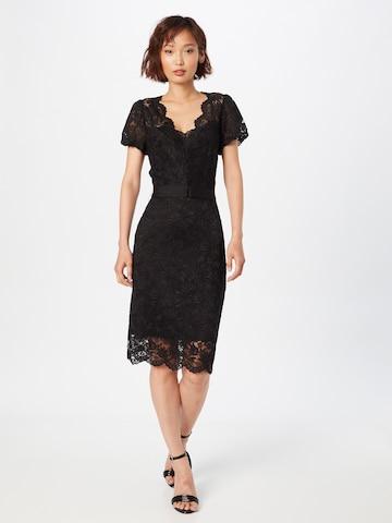 GUESS Φόρεμα κοκτέιλ 'Amelie' σε μαύρο