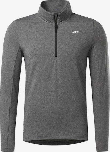 REEBOK Shirt in grau, Produktansicht