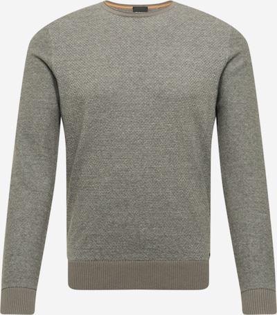 BOSS Casual Pullover 'Komesrlo' in graumeliert, Produktansicht