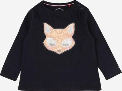 s.Oliver Junior Shirt in nachtblau / lavendel / pastellorange / rosa, Produktansicht