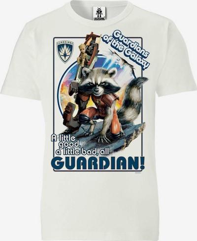 LOGOSHIRT T-Shirt in weiß, Produktansicht
