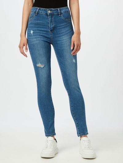 Hailys Jeans 'Lissy' in blue denim, Modelansicht