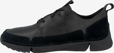 CLARKS Veterschoen in de kleur Zwart, Productweergave