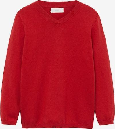 MANGO KIDS Sweter w kolorze czerwonym, Podgląd produktu
