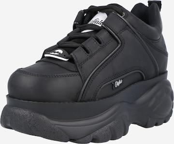 Sneaker low de la Buffalo London pe negru