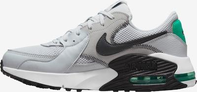 Nike Sportswear Sneaker 'Air Max Excee' in grau / grün / schwarz, Produktansicht