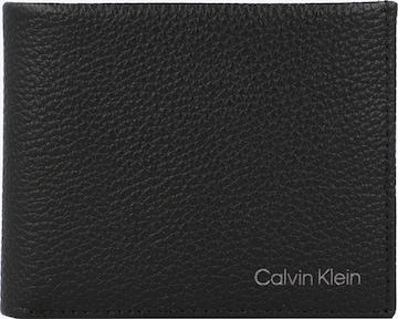 Porte-monnaies Calvin Klein en noir