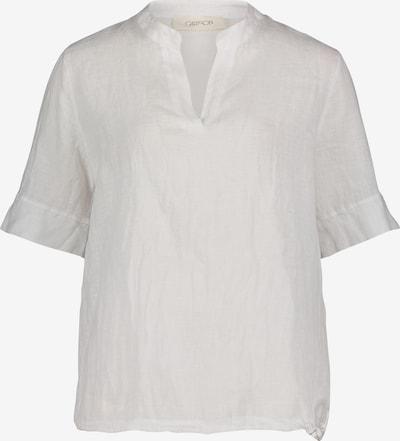 Cartoon Bluse in weiß, Produktansicht