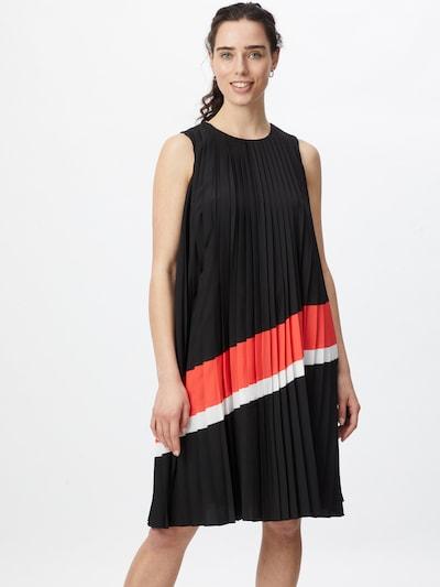 ARMANI EXCHANGE Šaty - světle červená / černá / bílá, Model/ka