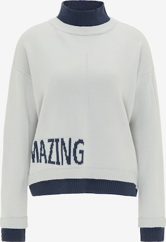 MYMO Sweater in White