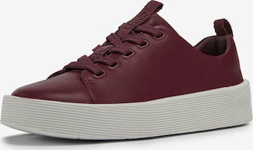 CAMPER Sneakers 'Courb' in Red