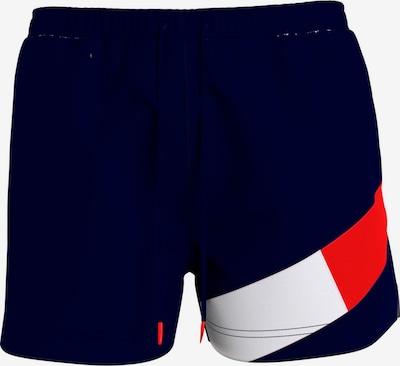 Tommy Hilfiger Underwear Plavecké šortky - námornícka modrá / červená / biela, Produkt