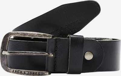 JACK & JONES Ledergürtel 'Paul' in schwarz, Produktansicht
