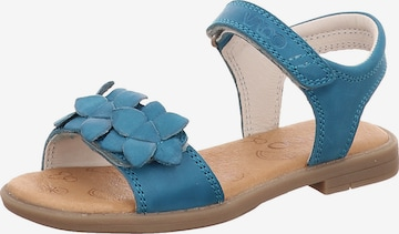 Vado Sandale  'Anna' in Blau