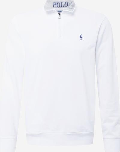 POLO RALPH LAUREN Sweatshirt in de kleur Navy / Wit, Productweergave