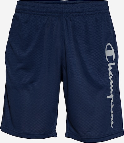 Sportinės kelnės iš Champion Authentic Athletic Apparel , spalva - tamsiai mėlyna / balta, Prekių apžvalga