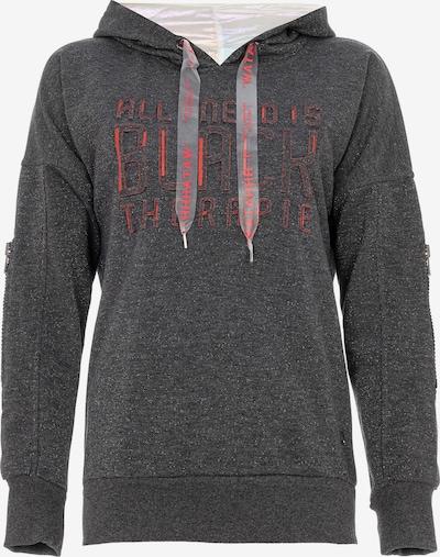 CIPO & BAXX Sweatshirt in anthrazit, Produktansicht
