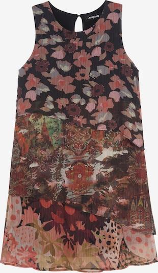 rózsaszín / fáradt rózsaszín / borvörös / fekete / fehér Desigual Nyári ruhák 'DALIA', Termék nézet