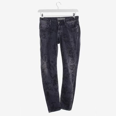 DRYKORN Jeans in w28/34 in grau / lila, Produktansicht