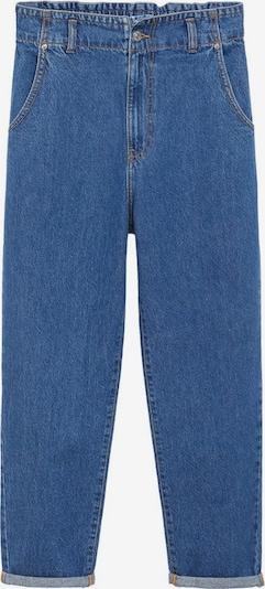 Jeans MANGO pe albastru, Vizualizare produs