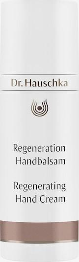 Dr. Hauschka Regeneration Handbalsam in transparent, Produktansicht