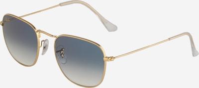 Ray-Ban Sonnenbrille in gold, Produktansicht