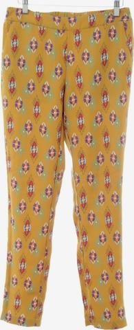 Silvian Heach Pants in L in Yellow