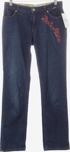 ESCADA SPORT Jeans in 29 in dunkelblau / pink: Frontalansicht