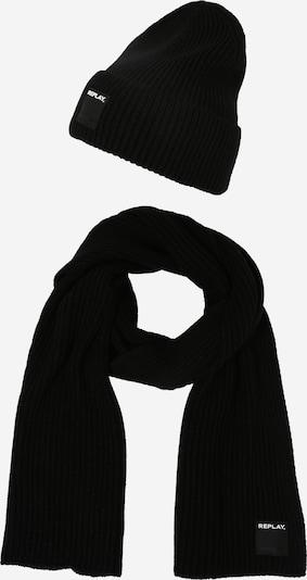 Berretto REPLAY di colore nero, Visualizzazione prodotti