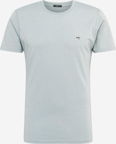 DENHAM Shirt in hellgrau, Produktansicht