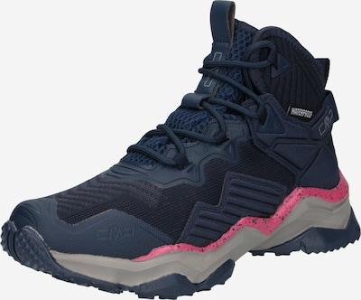 CMP Ниски обувки 'Yoke' в тъмносиньо / антрацитно черно, Преглед на продукта