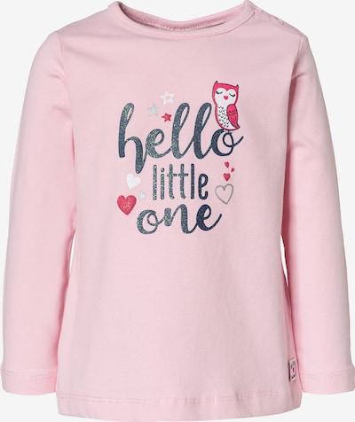 SALT AND PEPPER Langarmshirt in rosa, Produktansicht