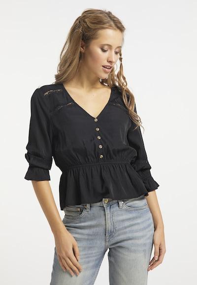 usha FESTIVAL Bluse in schwarz, Modelansicht