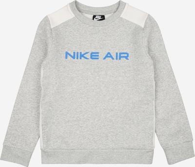 Nike Sportswear Sportisks džemperis zils / balts, Preces skats