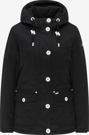 ICEBOUND Winterjas in de kleur Zwart / Wit, Productweergave