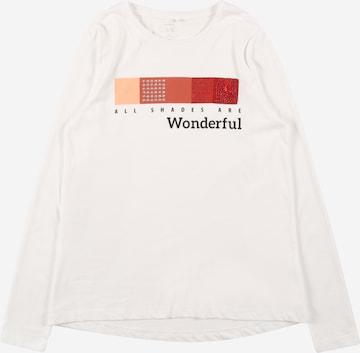 T-Shirt NAME IT en blanc
