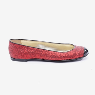 Giuseppe Zanotti Flats & Loafers in 37 in Red, Item view
