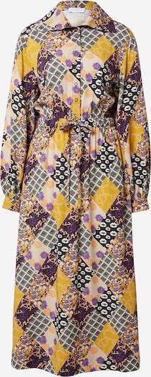 Hofmann Copenhagen Vestido camisero 'Naomie' en oro / lila / salmón / negro, Vista del producto