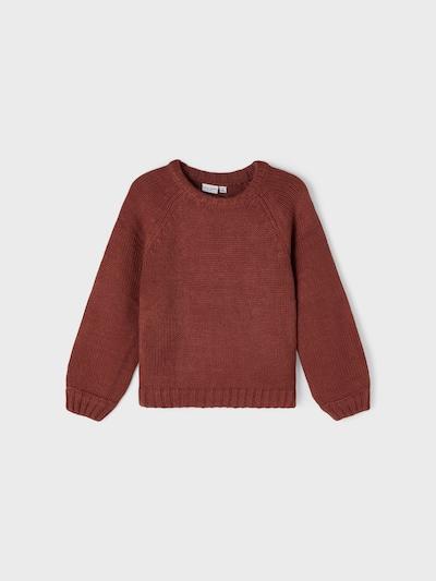 NAME IT Knit 'NKFVORETA' in braun, Produktansicht