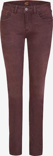 CAMEL ACTIVE Jeans in de kleur Bourgogne, Productweergave