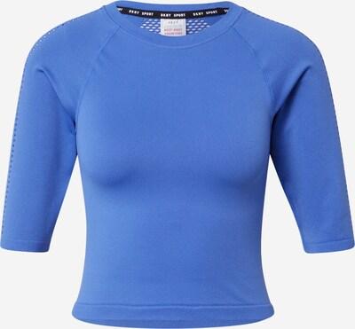 DKNY Performance Sportshirt in himmelblau / schwarz, Produktansicht