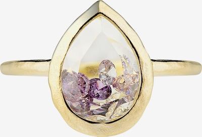 Astra Ring in de kleur Goud, Productweergave